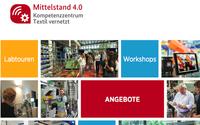 """Textil vernetzt"" stößt Digitalisierungs-Projekte an"