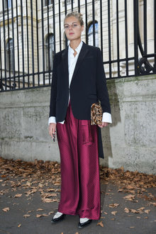 Street Fashion Paris N258