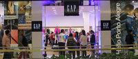 GAP inaugura loja em Porto Alegre