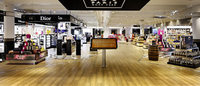 Luxury brands step up battle for travelling shoppers