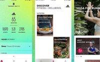 Adidas выпустил фитнес-приложение