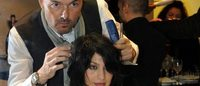 L'hairstylist delle celebrities Rossano Ferretti festeggia 20 saloni nel mondo
