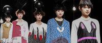 ファッションイベントroomsLINK開幕 16ブランドがショー開催