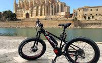 Leere Hotelbetten gegen E-Bikes