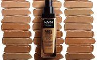 NYX Cosmetics unveils diverse foundation range