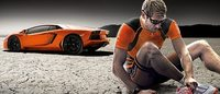 X-Bionic asserts high-end positioning with Lamborghini