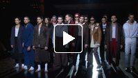 Umit Benan Fashion show - MENS collection Autumn-Winter 2016/17 in Paris
