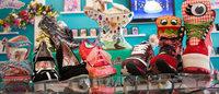 英国潮鞋品牌Irregular Choice中国首店落户深圳