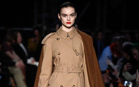 Burberry hails strong Q3, sales rise despite Hong Kong halving