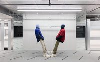 Balenciaga presenta nuevo look para la tienda de Madison Avenue