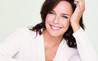 Désirée Nosbusch ist  Markenbotschafterin für Hautkosmetik