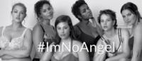 #ImNoAngel, a campanha que redefine a sensualidade feminina