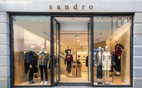 Sandro eröffnet Flagship-Store in München