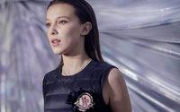 Moncler recruta jovem atriz Millie Bobby Brown para a sua nova campanha