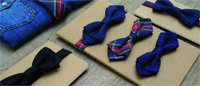 Maison F et Bonpoint: un co-branding autour de la cravate et du noeud papillon