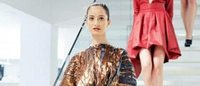 María Lafuente, la única firma española en desfilar en la Fashion Week Panamá