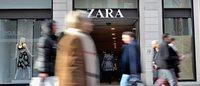 La crescita di Inditex, casa-madre di Zara, rallenta nel 2013