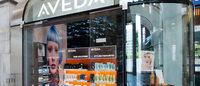 Aveda: un temporary store in stazione centrale a Milano