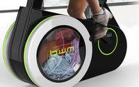Designer cria bicicleta ergométrica que pode lavar roupas