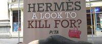 美国善待动物组织 PETA 和爱马仕CEO当面对峙