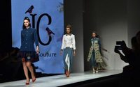 Saudi designers steal show at Dubai fashion week