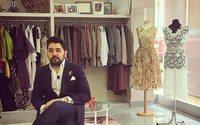 El español Francisco Sáez presenta sus creaciones en París por primera vez
