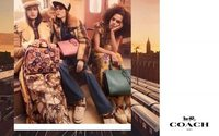 Kiki Willems stars in Coach fall/winter 2017 campaign