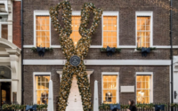 Hackett opens Savile Row townhouse with bespoke focus