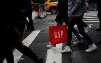 Gap : des ventes trimestrielles à périmètre comparable inférieures aux attentes