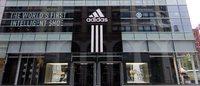 Adidas mise sur six villes dont Paris pour relancer sa croissance