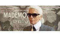 Karl Lagerfeld teria problemas de 20 milhões de euros com o fisco francês
