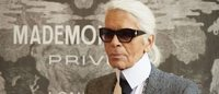 Karl Lagerfeld tendría problemas con el fisco francés por 20 millones de euros
