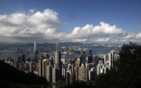 Hong Kong August retail sales growth picks up on tourism boost