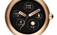 Marc Jacobs İlk dokunmatik Ekran Akıllı Saatini Lanse Etti