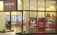 Fossil se expande en el mercado chileno