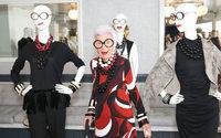 Iris Apfel lança coleção em parceria com a americana Macy's