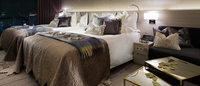 ザラホームで装飾したホテルルームが銀座に 1日1室限定