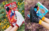 A Froot Loops fashion line is here, courtesy of Kellogg's