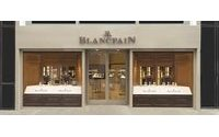 Blancpain: luxury watch brand opens store on Fifth Avenue
