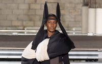 PFW: Rick Owens' improvised ceremony and fashion sculpture