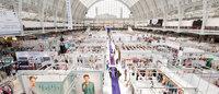 Les salons britanniques présentent à leur tour l'automne-hiver 2013
