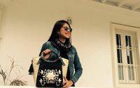Los bolsos y accesorios de Bella Aborigen llegarán a Estados Unidos este año