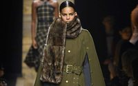 Michael Kors: Capes and cowls, cozy and chic