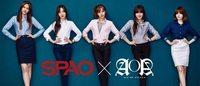 快时尚品牌SPAO中国第五家店在上海松江开幕