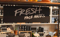 Lush keen to broaden French retail footprint