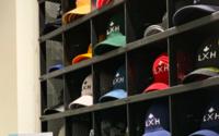 La marque de casquettes LXH ouvre sa première adresse à Lyon