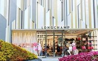 Longchamp opens Shanghai flagship, plans more China stores