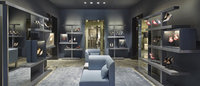 Giorgio Armani a ouvert sa seconde boutique avenue Montaigne