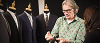 Paul Smith ambassadeur de la Woolmark