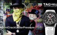 В Москве открывается pop-up магазин Tag Heuer & Alec Monopoly